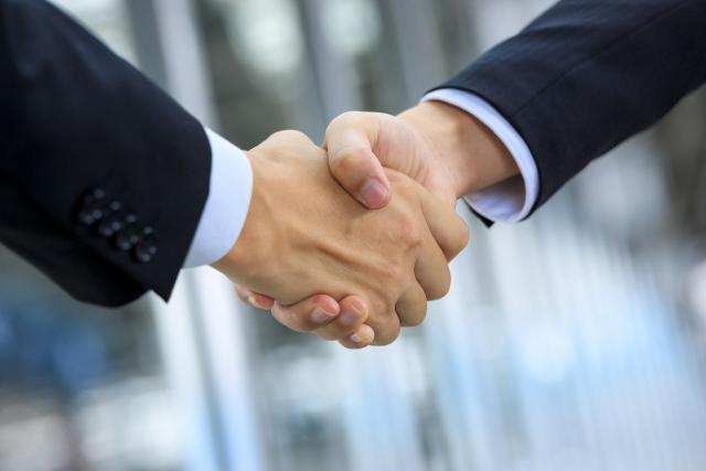 ピークエンドの法則_握手