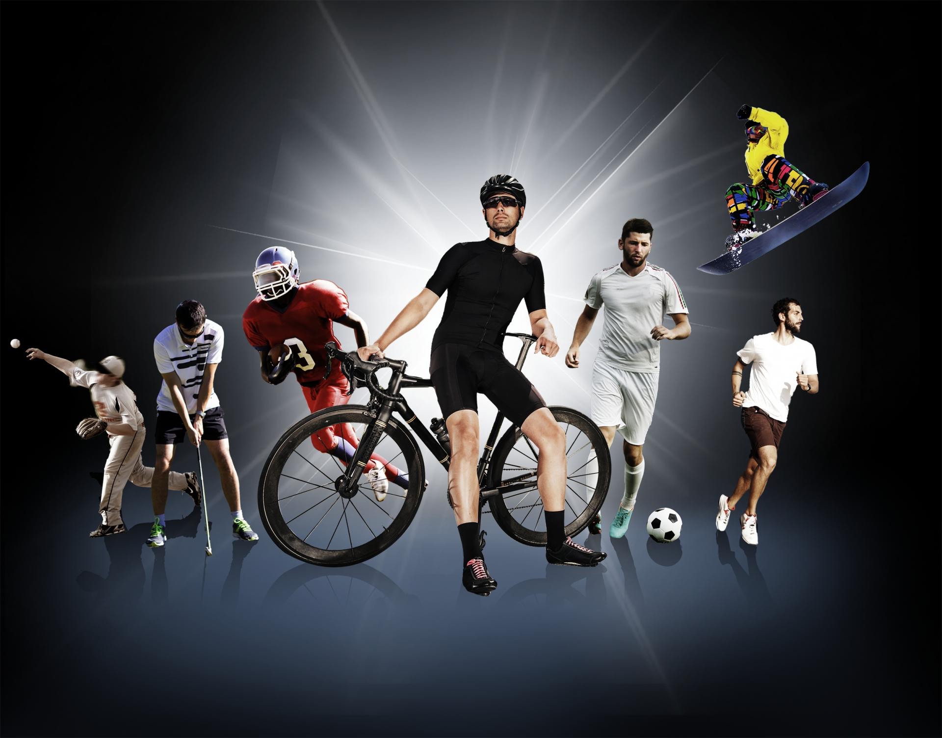 さまざまなスポーツ