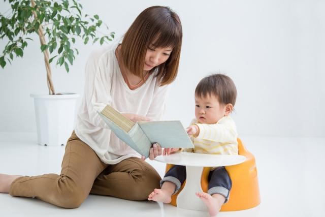 エンドユーザー_母親と子供