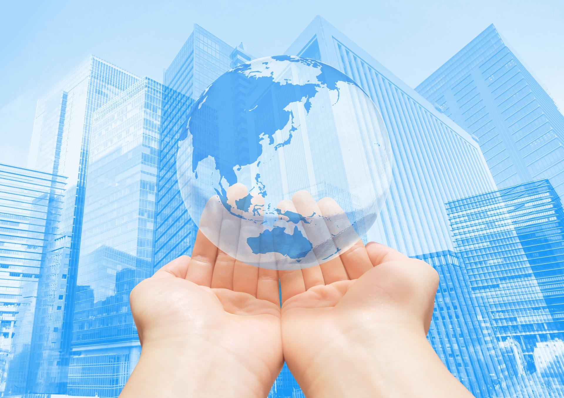 グローバル化イメージ
